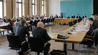 Foto: Meeting of the Committee on Legal Affairs