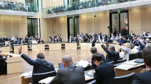 Foto: sitzung des Bundesrates /Frank Bräuer