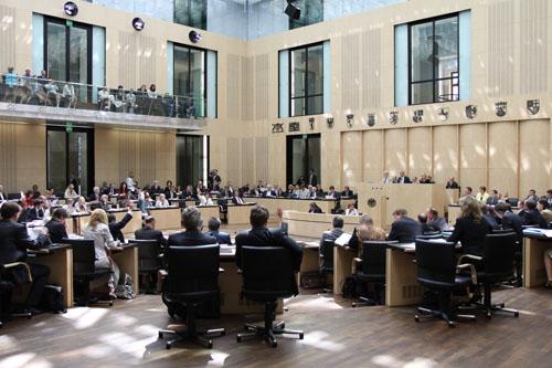 Zusammensetzung des Bundesrates