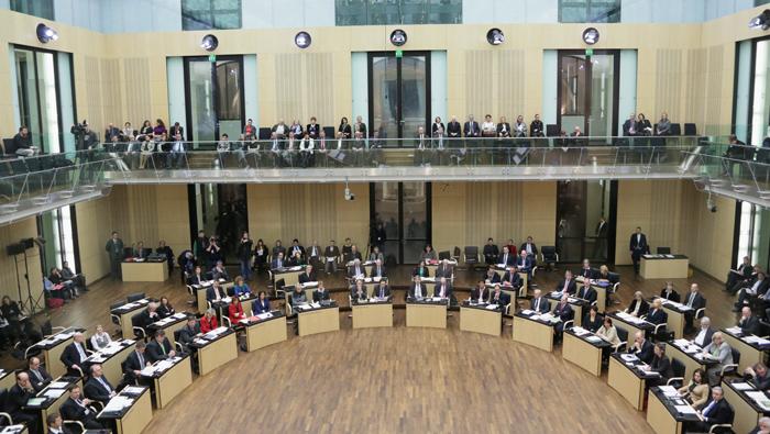 Bundesrat - Plenarsitzungen