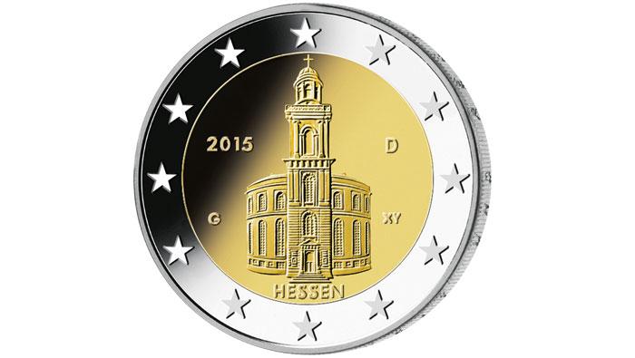Bundesrat Textarchiv 2 Euro Gedenkmünze Bundesrat