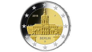 Bundesrat Termine Präsentation Der 2 Euro Sondermünze Rheinland