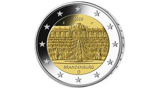 2€ münze bundesrat 2020