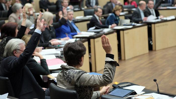 Bundesrat - Tagesordnungen  Termine